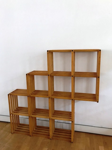 1970s Unusual Small Folding Book Case -moioli-gallery-libreria pieghevole giusta_main_636392640013979937.jpg