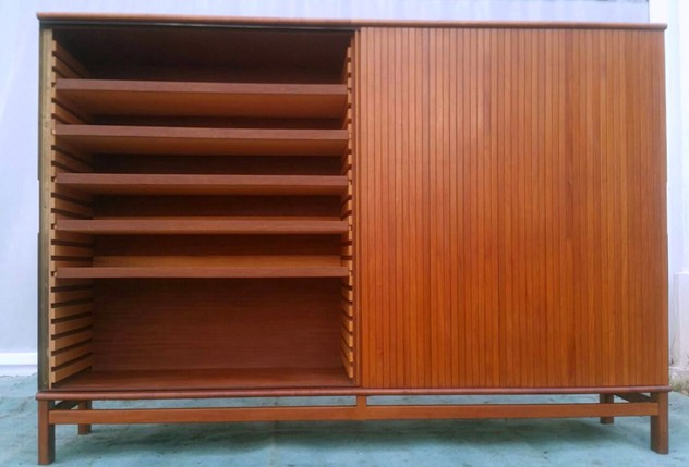 1950's Amazing Cupboard/Chest of Drawers-moioli-gallery-mobile ufficio formica gialla max.4_main_636169708153076766.JPG