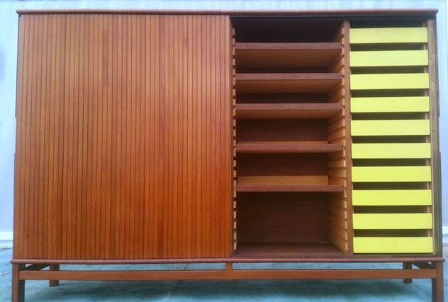 1950's Amazing Cupboard/Chest of Drawers-moioli-gallery-mobile ufficio formica gialla max.5_main_636169709648715875.JPG