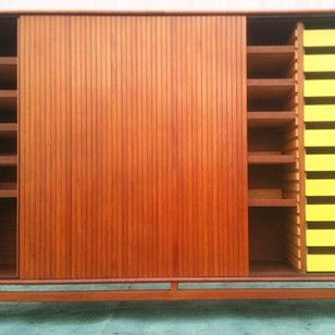 1950's Amazing Cupboard/Chest of Drawers