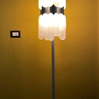 Floor Lamp -Torpedo - By Mazzega