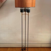 1950s Stilnovo Floor Lamp