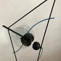 1980s Sculptural Floor Lamp
