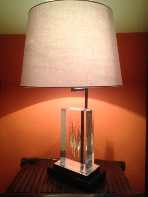 1970's French Acrylic Lamp-moioli-gallery-plexyglass lamp spighe 1_main_635932217866814564.JPG
