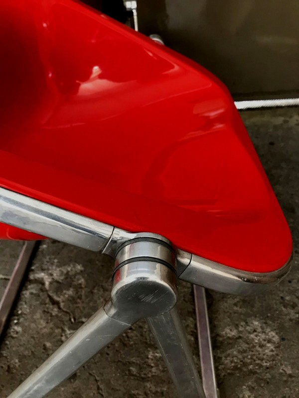 1960s Plona Folding Armchair in Red acrylic-moioli-gallery-plona rosse 7-main-636597732455175607.jpg