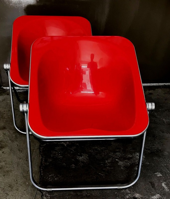 1960s Plona Folding Armchair in Red acrylic-moioli-gallery-plona rosse-main-636597731881066167.jpg