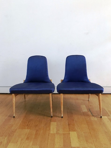 1950's Pair of  Side Chairs by Silvio Cavatorta-moioli-gallery-poltroncine cavatorta blu bis_main_636366020632958875.jpg