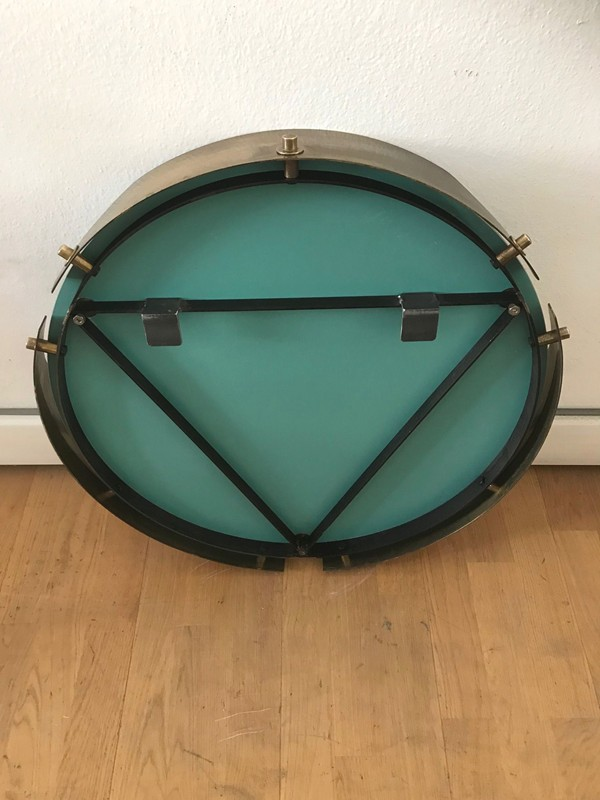 1950s Round Mirror in Brass -moioli-gallery-round 50s mirror brass 5-main-636712359107037393.jpg