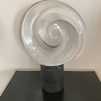 1970s Murano Glass Sculpture by A.V. Seguso