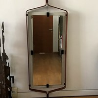 1950s  Full Lenght Mirror Campo Graffi style
