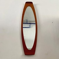 1950s Long Mirror by Campo Graffi