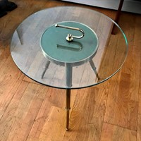 1940s Italian Side Table