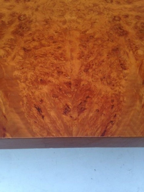 1970's Coffee Table in Chrome and Briar Root-moioli-gallery-tavolino radica e cromo fabrizio 3_main_635986624234189765.JPG