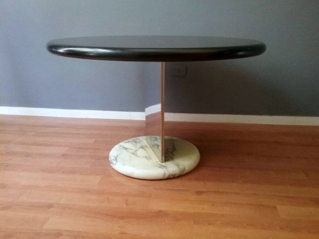 1970s Italian Round Dining Table -moioli-gallery-tavolo tondo 70's Floriana 125 diam by 76 h  base 60cm diam by 5 cm h._main_636247597107906284.jpg