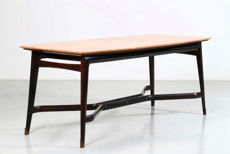 1950s Dining Table by Vittorio Dassi -moioli-gallery-tavolo-dassi-marmo-marrone-2-main-636998192356381054.jpg