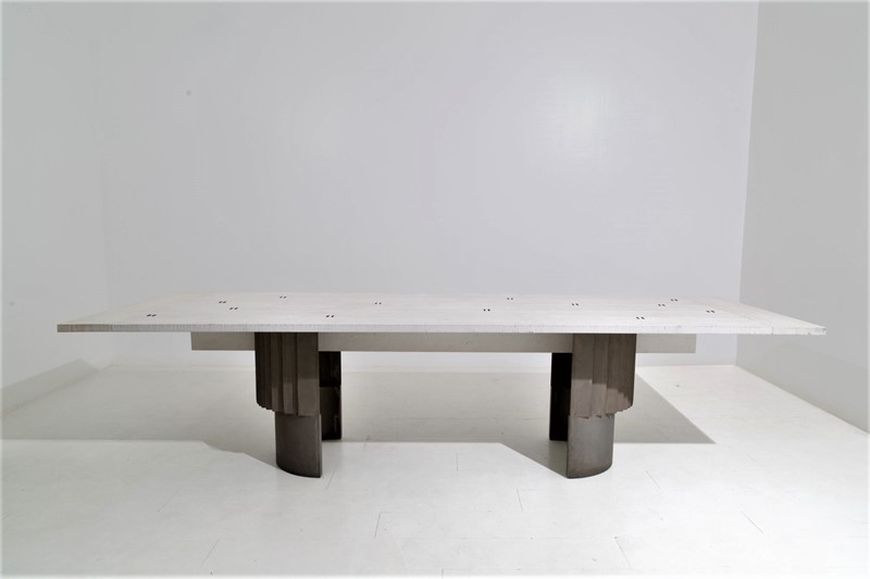 1970s Large Dining Table by Giovanni Offredi-moioli-gallery-tavolo-giovanni-offredi--cm-290-alt-cm-71-prof-cm-100-main-637365376914907729.jpg