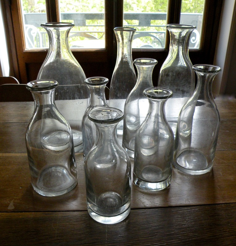 Collection of 9 french cider carafes -mountain-cow-DSCN0984-main-636714104702721516.jpg
