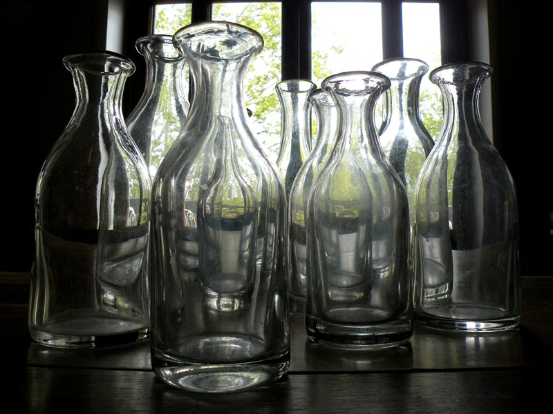 Collection of 9 french cider carafes -mountain-cow-DSCN0988-main-636714104947030044.jpg