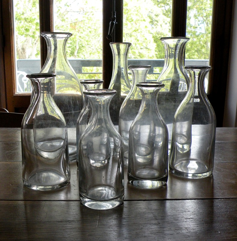 Collection of 9 french cider carafes -mountain-cow-DSCN0991-main-636714105154364676.jpg