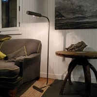 Floor lamp by Christian Liaigre