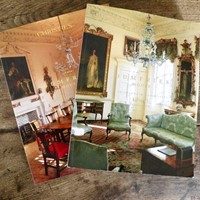 Rare 2 part Dumfries House auction catalogues