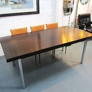 Eight-Seater Dining Table by Abbess