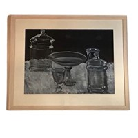 1950s Still life French painting