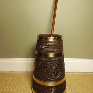 Late 19th C stick stand