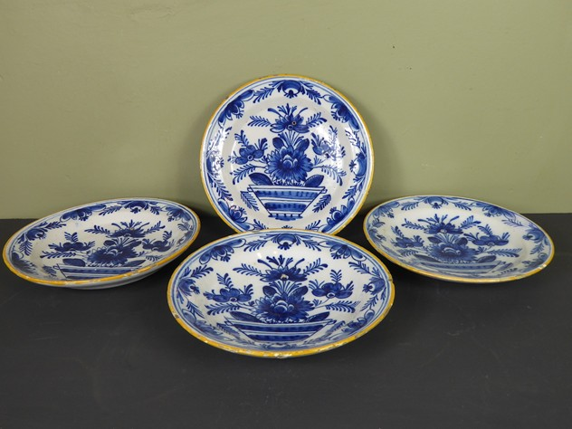 Set of 4 late 18th century Delft dishes-mytton-antiques-P1010448_main_636392644717309121.JPG