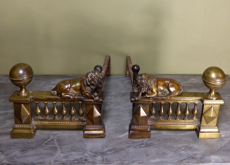 Pair of regency bronze andirons-mytton-antiques-andirons1-main-637184866270307553.JPG