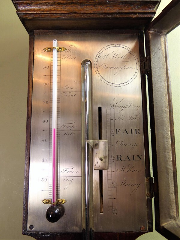A george iii stick barometer-mytton-antiques-barometerface-main-636804762087152456.JPG