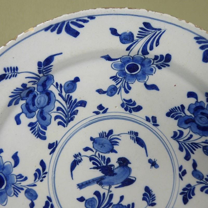 18th c delft charger-mytton-antiques-bird2-main-636957635037945192.JPG