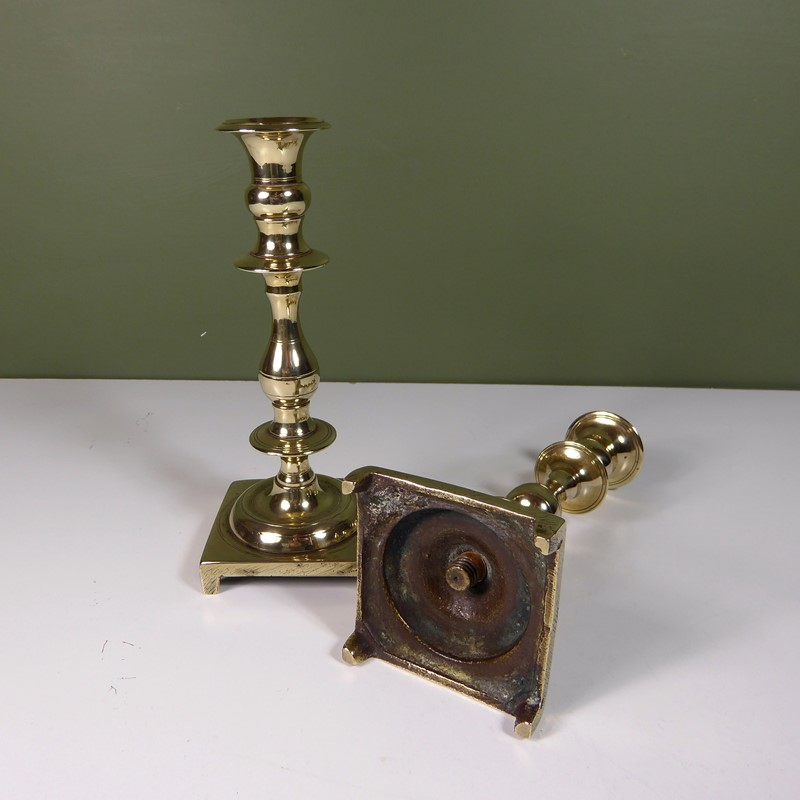 Pair of cast brass candlesticks-mytton-antiques-brass2-main-637355087759981945.JPG