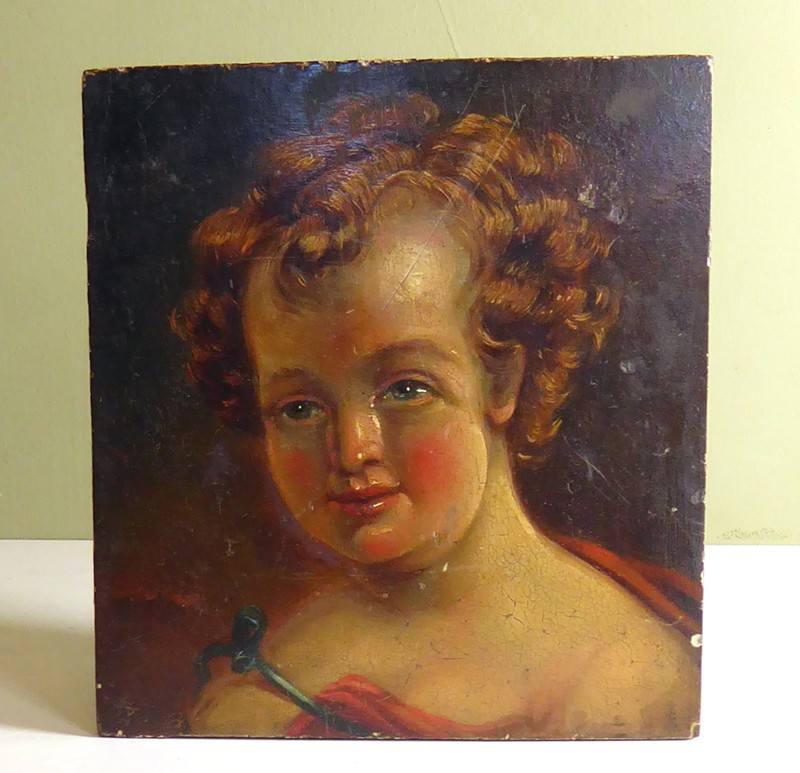 18C oil on panel of a cherub-mytton-antiques-cherub3-main-636658744455315408.JPG