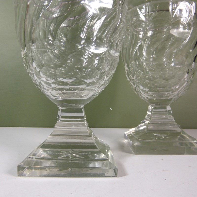 Pair of 19th c glass vases & covers-mytton-antiques-jars4-main-637420028615269505.JPG