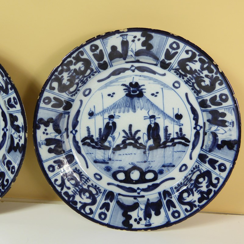 Pair of early delft chargers c 1700-mytton-antiques-pair-main-637315384878101406.JPG