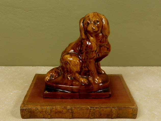 19TH C TREACLE GLAZE SPANIEL-mytton-antiques-spaniel6_main_636290732513814547.JPG