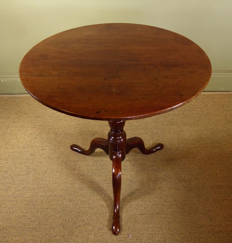 18th C Mahogany Tripod Table-mytton-antiques-tip1-main-636637275108009908.JPG