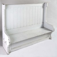 Pair of Hall/ Conservatory Benches