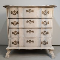 A 19th Century Dutch oak Commode