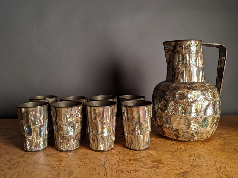 Circa 1930 Mexican Silver Inlaid Abalone Water Set-nick-jones-img-20200514-105113-main-637383528785437742.jpg