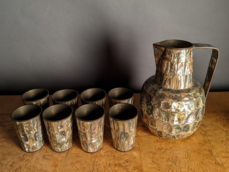 Circa 1930 Mexican Silver Inlaid Abalone Water Set-nick-jones-img-20200514-105118-main-637383529524496925.jpg