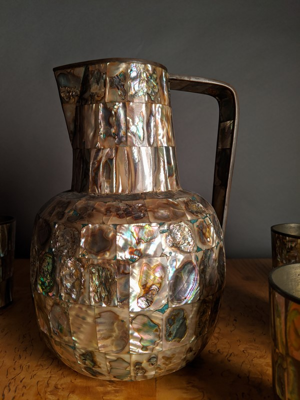 Circa 1930 Mexican Silver Inlaid Abalone Water Set-nick-jones-img-20200514-105214-main-637383527809503884.jpg