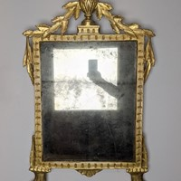 C1760 An Italian Gilt Mirror