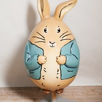 By Penguin,giant Peter Rabbit egg,the big egg hunt