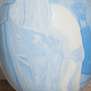 Cecily Tattersall giant egg,