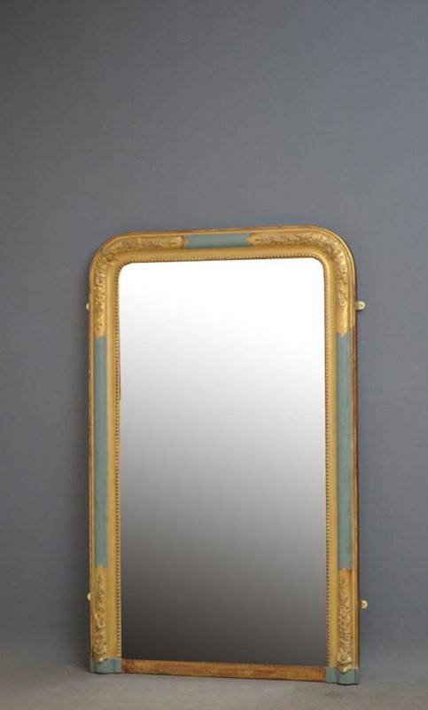 Louis Philippe Revival Giltwood Wall Mirror-nimbus-antiques-1---copy-main-637070899176110455.jpg