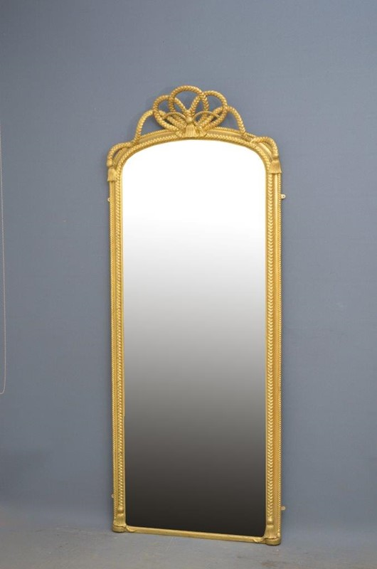 19th Century Full Length Giltwood Mirror H75″-nimbus-antiques-1---copy-main-637098705089779500.jpg