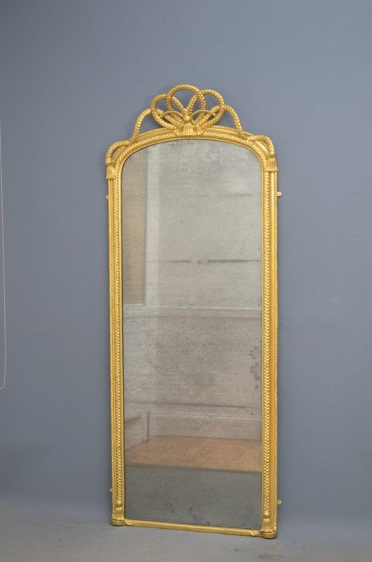 19th Century Full Length Giltwood Mirror H75″-nimbus-antiques-1-3-main-637098705231029528.jpg