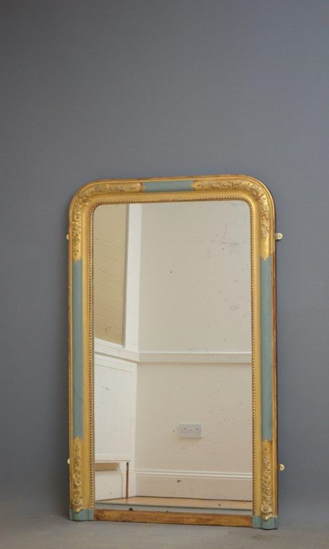 Louis Philippe Revival Giltwood Wall Mirror-nimbus-antiques-1-main-637070899364630641.jpg